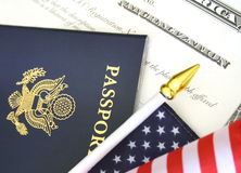 Cidadania Fotografia de Stock