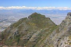 Cidade África do Sul do cabo Foto de Stock
