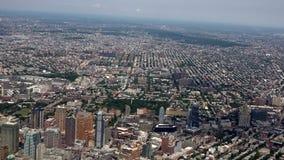 Cidade aérea, urbano, vizinhanças, distrito filme