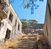 Cidade abandonada. Fotos de Stock