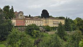 Cidade alta de Bergamo Foto de Stock