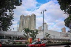 Cidade alta do buildingsi n fotos de stock royalty free