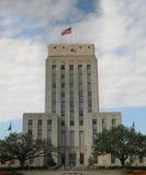 Cidade alta e grande salão de Houston Foto de Stock Royalty Free