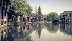 Cidade antiga Fotos de Stock Royalty Free
