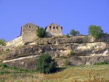 Cidade antiga da caverna Fotografia de Stock