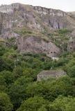 Cidade antiga da caverna de Khndzoresk Imagens de Stock