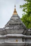 A cidade antiga de Chiang Mai, de Tailândia Wat Chedi Luang & de x28; Wat Chedi Luang & x29; Imagens de Stock