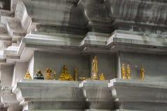 A cidade antiga de Chiang Mai, de Tailândia Wat Chedi Luang & de x28; Wat Chedi Luang & x29; Foto de Stock