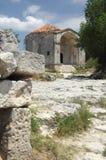 Cidade antiga de Cufut Qale Fotos de Stock