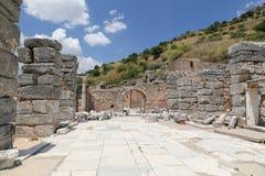 Cidade antiga de Ephesus Foto de Stock Royalty Free