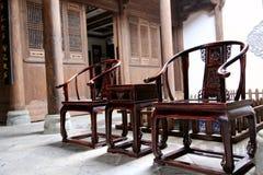 Cidade antiga de Fuliang na cidade de jingdezhen Imagem de Stock Royalty Free