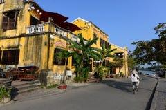 Cidade antiga de Hoian Fotos de Stock Royalty Free