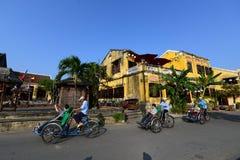 Cidade antiga de Hoian Fotos de Stock