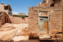 A cidade antiga de Kashgar, China é uma casa ao tribo de Uyghur Imagem de Stock Royalty Free
