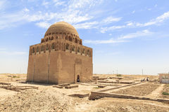 Cidade antiga de Merv em Turquemenistão Fotografia de Stock
