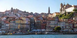 Cidade antiga de Porto do panorama Imagem de Stock