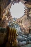 Cidade antiga de Sukhothai fotos de stock royalty free