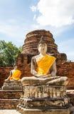 A cidade antiga de Tailândia Imagens de Stock Royalty Free