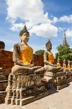 A cidade antiga de Tailândia Imagem de Stock