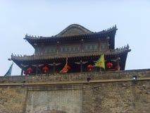 Cidade antiga de Xingcheng do chinês Foto de Stock