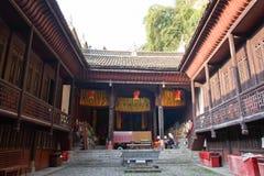 Cidade antiga de Zhenyuan em Guizhou China fotografia de stock