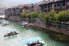 Cidade antiga de Zhenyuan na porcelana de guizhou Fotografia de Stock