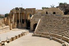 A cidade antiga do ` de Beit She Imagem de Stock Royalty Free