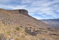 Cidade arqueológico Fotografia de Stock