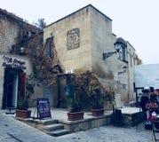 Cidade-Baku velho imagem de stock