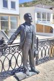 Cidade Balaklava Escultura do escritor de Kuprin A Mim Imagem de Stock