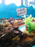 Cidade Biblica - handmade Stock Photo