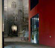 Cidade-biblioteca e convento de Constance Imagem de Stock