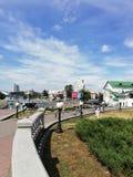 Cidade Bielorrússia de Minsk fotos de stock