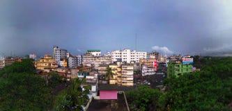 Cidade bonita Imagem de Stock