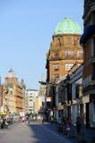 A cidade bonita de Oban Imagem de Stock