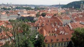 Cidade bonita de Praga Fotos de Stock Royalty Free