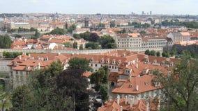 Cidade bonita de Praga Imagens de Stock