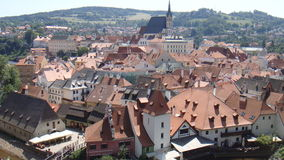 Cidade bonita de Praga Imagens de Stock Royalty Free