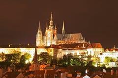 A cidade bonita de Praga Fotos de Stock
