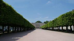 Cidade bonita em França, Nancy Imagem de Stock