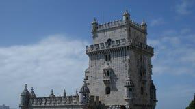 Cidade bonita Lisboa em Portugal Foto de Stock Royalty Free