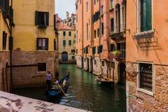Cidade bonita Veneza de Ilya no verão ilustração royalty free