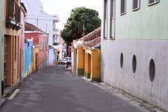 Cidade Canta Cruz de la Palma imagens de stock