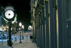 Cidade central Colorado Imagem de Stock