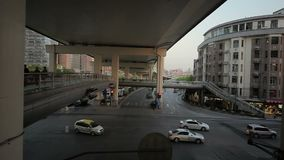 Cidade chinesa de Shanghai vídeos de arquivo
