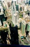 Cidade chinesa - Shenzhen Fotos de Stock