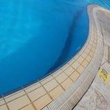 Cidade Chipre de Protaras da piscina Imagens de Stock Royalty Free