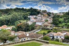 Cidade colonial Imagem de Stock