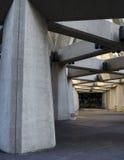 Cidade concreta Imagens de Stock