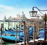 Cidade da água, Veneza fotos de stock royalty free